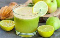 Green Breakfast Smoothie - Cucumber With Mango Pulp