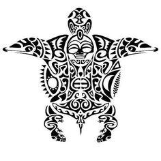 maori turtle tattoo - Google zoeken