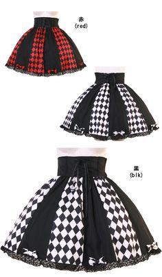 l543 - Skirt - LOLITA