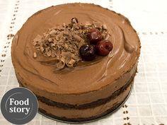 Testat de Foodstory: Tort cu mousse de ciocolata si visine - foodstory.stirileprotv.ro