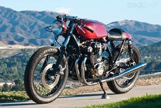 1979 Honda CB750 Custom Café Racer by Dustin Kott | Gear X Head