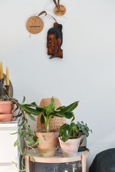 Handmade in Iran: Khashkhash Plant Pots