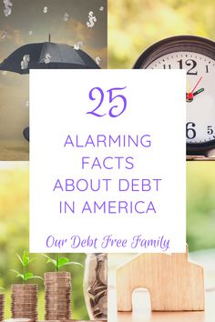 25 Alarming Facts About Debt in America - Our Debt Free Family American Pay, Loan Lenders, The Motley Fool, Short Term Loans, Payday Loans, Car Loans, Debt Free, Student Loans, The Borrowers