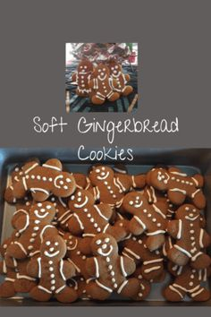 Ginger Cookies, Peanut Butter Cookies, No Bake Cookies, Sugar Cookies, Cookies Soft, Christmas Treats To Make, Homemade Christmas Gifts, Homemade Gifts, Christmas Cookies