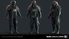 "ArtStation - Call of Duty: Infinite Warfare ""Phantom"" Character, elite3d studio"