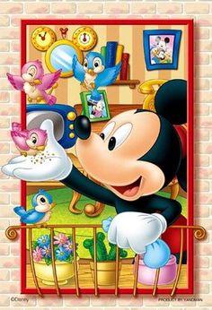 * m. Mickey