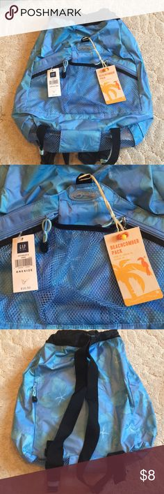 GAP Beachcomber Backpack Brand new with tags!!! GAP Bags Backpacks