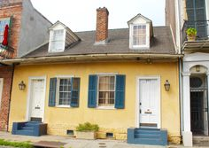 Pretty Creole Cottage in New Orleans
