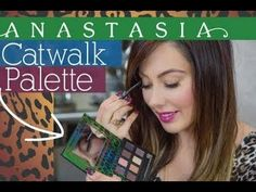 "Anastasia ""Cat Walk Palette"" Review"