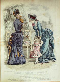 Le Journal des Dames et des Demoiselles 1882