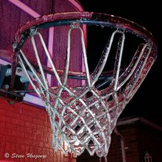 Hoop Art (Toronto Ice Storm) Art Toronto, Ice Storm, Hoop, Cities, Frozen, Cool Stuff, Places, Cool Things, City