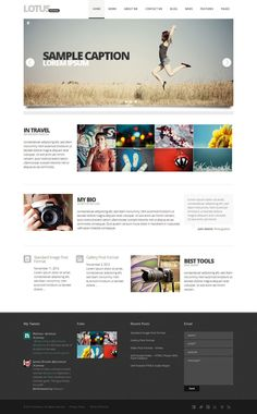 Lotus is a powerful and flexible theme that comes with very rich tools and options to make creating website as simple as possible. http://themeforest.net/item/lotus-flexible-multipurpose-responsive-wp-theme/3909293?ref=wpaw #wordpress #web #design