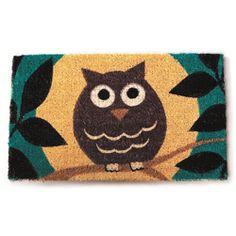Wise Owl Non-slip Doormat | Overstock.com Shopping - Big Discounts on Door Mats