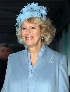 Camilla, Duchess of Cornwall, 2007