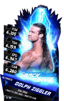 Ultimate Cards (75) - WWE SuperCard Cards Catalog - S2 & S3 Database
