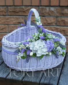 Wedding Gift Baskets, Diy Gift Baskets, Raffle Baskets, Easter Wreaths, Holiday Wreaths, Victorian Baskets, Wicker Picnic Basket, Easter Table Settings, Cafe Art