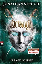"""Jonathan Stroud konnte mich auch mit dem dritten Band seiner Lockwood & Co.-Reihe überzeugen. """"Die raunende Maske"""" ist spannend, emotional und endet ein weiteres Mal mit einem solchen Cliffhanger, dass das Warten auf den vierten Band mir endlos vorkommen wird."""