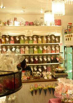 I want a candy store room in my house