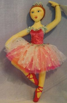 Sugar Plum Fairy Dolls | FairyRoom