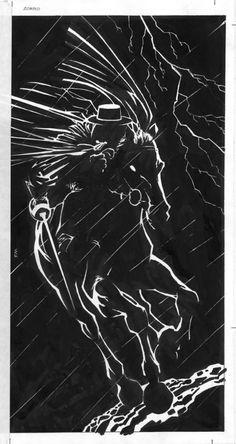 Zorro Cover-Frank Miller, in Ricky Bobby's Covers Comic Art Gallery Room Superhero Cartoon, Cartoon Art, Tarzan, The Mask Of Zorro, Frank Miller Comics, Green Lantern Comics, Western Comics, The Lone Ranger, Western Film
