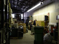 Wincycle keeps discarded computer and office equipment out of landfills by salvaging the parts as low cost systems for the community and proper disposal of non-usuable parts. Wincycle moved from the old Firehouse to a warehouse down the street. To ce YBC operates more than 13 warehouses and processing facilities across the globe. Our international reach provides our largest clients with one-stop shopping