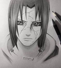 Itachi no edo tensei Anime Naruto, Fan Art Naruto, Naruto Eyes, Manga Anime, Naruto Drawings, Naruto Sketch, Anime Sketch, Itachi Uchiha, Naruto Shippuden Sasuke