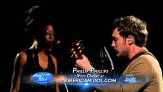 Phillip Phillips Volcano - Top 4 - American Idol Season 11