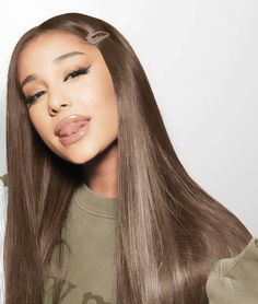 Ariana Grande Ariana GrandeWell said Jennifer… Christine Sharpe Read up on these 25 celebrity quotes that double as life lessons! Ariana Grande Images, Ariana Grande Fotos, Cabello Ariana Grande, Ariana Grande Outfits, Ariana Grande Hairstyles, Ariana Grande Makeup, Ariana Grande Cute, Adriana Grande, Ariana Grande Wallpaper