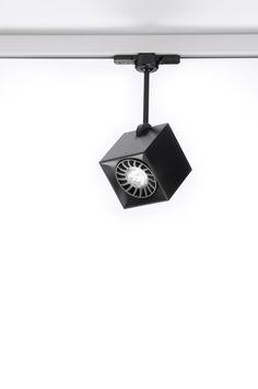 DAU SPOT by Milan Iluminación   MLN Dau Spot/ 6161-6162-4162   Diseñado por Flemming Bjorn / Designed by Flemming Bjorn