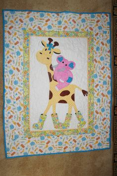 Verity's quilt  handmade by Quilter Barbara Daubney