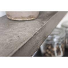 Lyon Beton Sliced Concrete Shelf