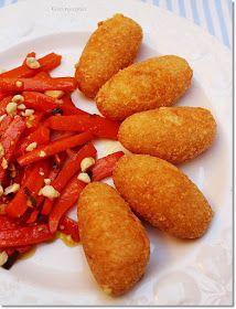 Gizi-receptjei. Várok mindenkit.: Sajtkrokett narancsos-mázas sárgarépasalátával. Carrots, Vegetables, Food, Essen, Carrot, Vegetable Recipes, Meals, Yemek, Veggies