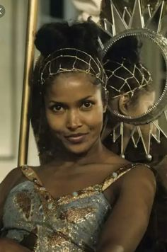 If you never saw the movie, Black Orpheus this is who you missed.  Marpessa Dawn