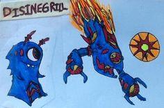 slugterra elamentals fire | Disintegrill: fires a disintegration ray lives in crystal caves; rare