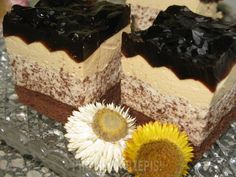 Polish Recipes, Top Recipes, Cake Recipes, Polish Food, Nutella, Sweets Cake, Baking Tips, Food Design, Sweet Tooth
