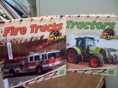 Trucks and Tractors!