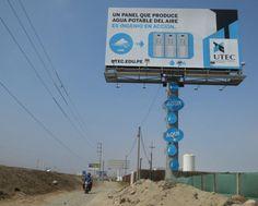 peru water billboard - Google zoeken