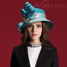 New Church Hats 2014 Kentucky Derby Race Best Winter Hats For Women By EMS By EMS Online with $36.94/Piece on Junesyounghats's Store | DHgate.com