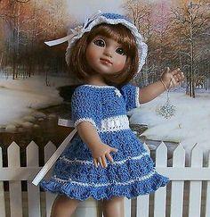 "Snow Shadows for 10"" Tonner Patsy Ann Estelle Same Size | eBay"