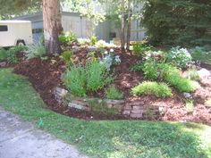 Boulder CO Perennial Garden Makeover by Glacier View Landscape & Design, Inc.