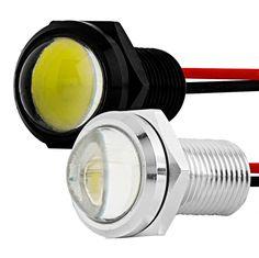 Bolt Beam 12mm LED Light Automotive Led Lights, Electric Dirt Bike, Car License Plates, Accent Lighting, Bike Design, Metal Homes, Beams, Different Colors, Shopping