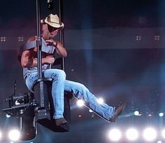 Kenny Chesney, remember this well. what a nice surprise
