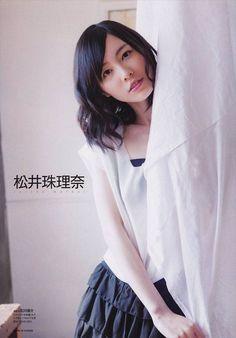 【エロ画像】AKB48 松井珠理奈って色気でてきたよな?の画像その15