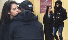 Cristiano Ronaldo pictured with new girlfriendGeorgina Rodriguez at Disneyland Paris