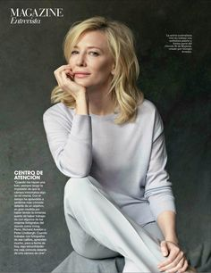 Cate Blanchett on Marie Claire Spain, October 2016 Issue. Cate Blanchett on Marie Claire Spain, October 2016 Issue. Business Portrait, Corporate Portrait, Business Headshots, Corporate Headshots, Headshot Poses, Portrait Poses, Female Portrait, Headshot Ideas, Portrait Ideas