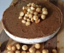 Macadamia & Caramel cheesecake | Official Thermomix Recipe Community