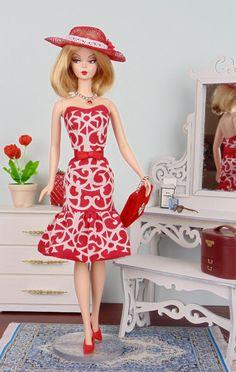 Be Mine for Silkstone Barbie Poppy Parker & Victoire by HankieChic