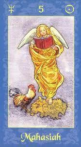Ángeles Shariel: El ángel del  día 05 de Junio : MAHASIAH