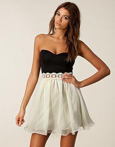 Cute- strapless dress - Dresses! - Pinterest - Strapless Dress and ...