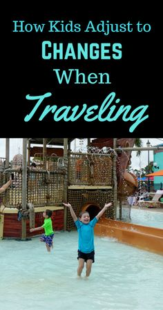 Traveling with Kids? These 3 practical tips will help ease into the changes like missing home or time zone adjustment.